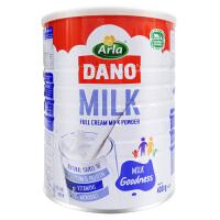 保税区直发 丹麦Arla DANO速溶全脂奶粉 400g