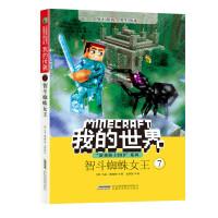 我的世界・游戏骑士999系列・7智斗蜘蛛女王