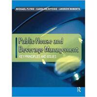 【预订】Public House and Beverage Management 9781138432789