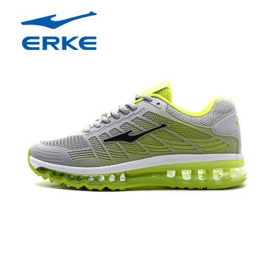 鸿星尔克跑步鞋男新款气垫缓震透气运动鞋跑步健身男品牌直营,正品保证