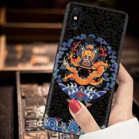 立体浮雕 小米MIX3手机壳8全包小米9防摔保护套小米play硬壳miaomi 8屏幕指纹中国风MI