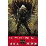 英文原版 猎魔人:轻蔑时代 游戏《巫师》原著小说 Netflix新剧 The Time of Contempt
