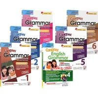 SAP Conquer Grammar Workbook 小学一~六年级 在线测试版 攻克系列语法练习册 6-12岁
