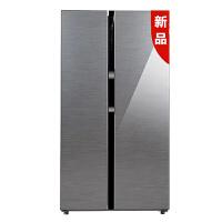 松下(Panasonic)NR-B600GX-S 570L大容量风冷无霜 光动银离子抗菌 电脑温控 液晶显示面板 松下(