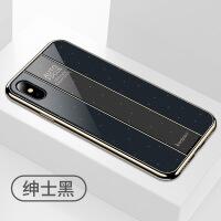 iPhone xs max手机壳x保时捷手机壳适用苹果xr电镀镜面保护套 iPhone 6/6s