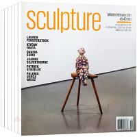 美国 sculpture 雕塑杂志 订阅2021年 C16 现代雕塑艺术杂志