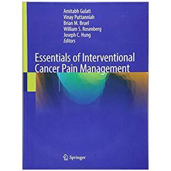 【预订】Essentials of Interventional Cancer Pain Management 9783319996820 美国库房发货,通常付款后3-5周到货!