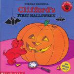 Clifford's First Halloween 大红狗的第一个万圣节 9780590503174