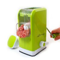 手动绞肉机家用小型碎肉宝厨房多功能绞肉机牛肉羊肉