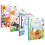 Miles Kelly Curious Questions and Answers 好奇问与答4册套装 动物 地球 太阳系 科学 百科科普 英国出版社 儿童英文原版进口图书