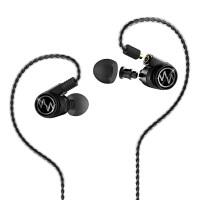 脉歌 GT600双单元动圈动铁HIFI发烧DIY圈铁魔音入耳式耳机 官方标配
