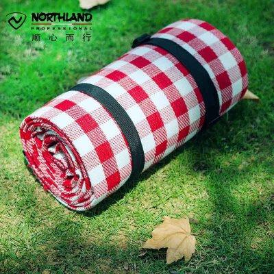 【顺心而行】诺诗兰新款舒适耐磨户外旅行休闲野餐垫A 隔温防潮 可调节织带,便于收纳