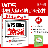 【赠个人版软件+随身查】WPS教程书籍excel书 计算机应用基础 函数wps视频教程Office办公软件PPT幻灯片