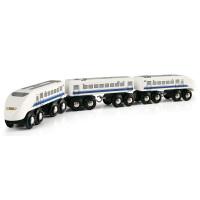 [当当自营]BRIO 和谐号火车 儿童益智拼插木制轨道小火车玩具 BR33417