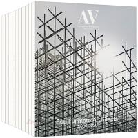 西班牙 AV Monographs 杂志 订阅2020年 B13 建筑设计杂志 全年