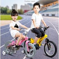 儿童自行车14/16寸女孩宝宝童车3-6-8岁小孩公主单车