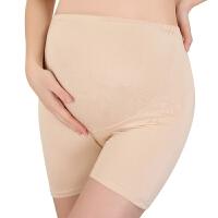 孕妇安全裤打底裤短裤内裤棉内裆薄款夏季保险托腹夏春装孕妇内裤