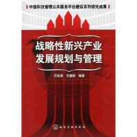 [二手旧书95成新]战略性新兴产业发展规划与管理