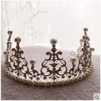 气质大方时尚百搭持久耐用儿童皇冠珍珠发箍头饰女童公主裙配饰