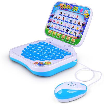 儿童早教益智故事学习机 幼儿智能中英文点读机 鼠标电脑玩具