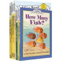 英文原版 My First I Can Read 系列 分级读物10册 宝宝启蒙绘本 儿童英语故事书