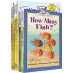英文原版 My First I Can Read系列 汪培�E英文书单 入门级13册分级读物 宝宝启蒙绘本 儿童英语故事