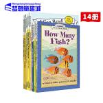 英文原版 My First I Can Read系列 汪培�E英文书单 入门级11册分级读物 宝宝启蒙绘本 儿童英语故事