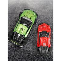 漂移赛车儿童 遥控汽车玩具男孩 高速四驱越野充电小型合金模型