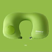 【人气宝贝】u型枕护颈枕旅行便携护脖子颈椎枕u形充气枕坐车飞机枕头午睡枕【】