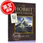 现货 霍比特人速写本 素描手稿 艾伦・李 指环王中土世界 早期概念作品 J.R.R.托尔金 精装 英文原版 The Hobbit Sketchbook