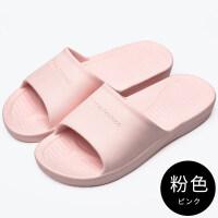 日式夏季按摩家居家凉拖鞋女士情侣浴室塑料厚底洗澡拖鞋男士