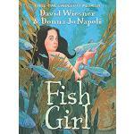 【预订】Fish Girl 9780544815124