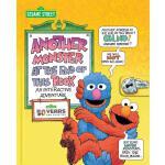 英文原版 芝麻街互动书 书的*还有一只怪物 精装 Sesame Street: Another Monster at