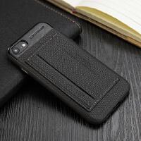 iphone7plus手机壳插卡苹果8plus手机壳全包iphone8支架皮套苹果xs保护套防摔xs