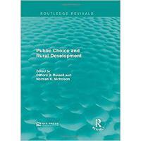 【预订】Public Choice and Rural Development 9781138962217