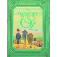 英文原版 Julia Sarda插画 绿野仙踪 精装纪念版 The Wizard of Oz 绘本小说 Júlia Sardà