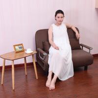 多功能折叠沙发床小户型现代简约布艺可拆洗沙发1米单人1.5米双人