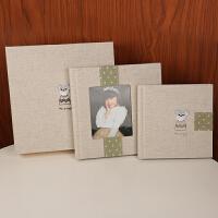 儿童皮质相册制作高端影楼纪念册宝宝成长影集婴儿照片书定制照片 其它 28以上