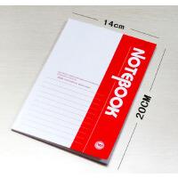 办公用品 A5软面抄笔记本记事本 学生本子韩国文具批发
