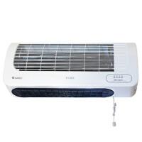 格力暖风机NBFC-X6021家用壁挂浴室防水电暖气静音取暖器冷暖两用