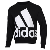 Adidas阿迪达斯男装运动服休闲圆领卫衣套头衫GK0617