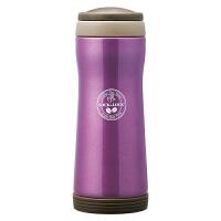 LOCK&LOCK乐扣乐扣 吉祥不锈钢马克杯保温杯350ml紫色 LHC850V