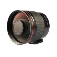 博冠折返光学摄影镜头 单反镜头500MM F6.3/F8可当望远镜使用 又可当摄影镜头 全画幅摄影镜头