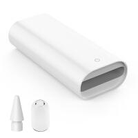 适用于苹果apple pencil笔帽充电转接器笔头笔尖磁性ipad pro笔帽 Apple Pencil笔帽 4个装