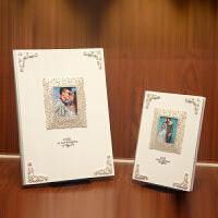 婚纱照相册婚礼定制水晶相册制作写真儿童宝宝高端影楼相册定制 其它 28以上