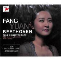 袁芳-�多芬第一第四�琴�f奏曲CD
