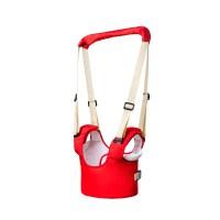 小公主不勒单个舒适防走失外带跑步背心式小孩学步带安全防摔背袋