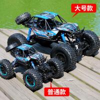 遥控汽车越野车大四驱高速rc攀爬车充电男孩玩具车赛车新年礼物
