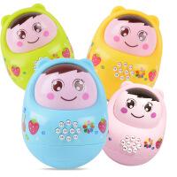 新品0-1岁婴儿玩具大号不倒翁3-6-9-12个月宝宝早教益智