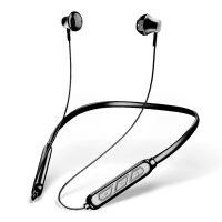 蓝牙耳机无线超长待机运动跑步双耳苹果入耳式男女颈挂脖游戏耳塞 官方标配
